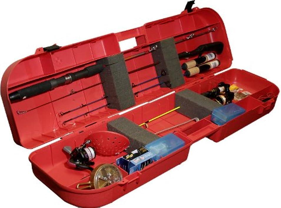 特派員研究所撤回するMTM IFB-1-30 Ice Fishing Rod Box (Red)