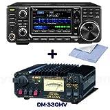 IC-7300 (100W) HF/50MHz(SSB/CW/RTTY/AM/FM) トランシーバー アイコム(ICOM) + アルインコ DM-330MV 安定化電源 セット オリジナルクロスサービス