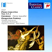 Liszt;Piano Concertos 1&2