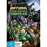 DC Batman vs Teenange Mutant Ninja Turtles