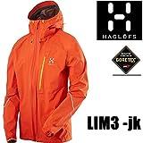 HAGLOFS(ホグロフス) 15-16 アウトドア ゴアテックス ウェア LIM 3 -JK DYNAMITE  リム3ジャケット HAGLOFS GORETEX(スノーボードウェア・ウエア・スノボー用品)(%OFF) S