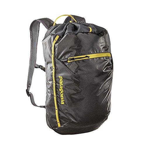 [パタゴニア] patagonia Lightweight Black Hole Cinch Pack 20L 49040 Forge Grey w/Chromatic Yellow (FGCY)