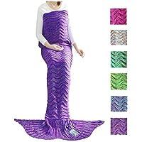 [DDMY]DDMY Mermaid Tail Blanket DDbest [並行輸入品]