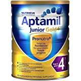 Aptamil Gold+ 4 Junior Toddler Nutritional Supplement Milk Formula From 2 Years Babies 900g