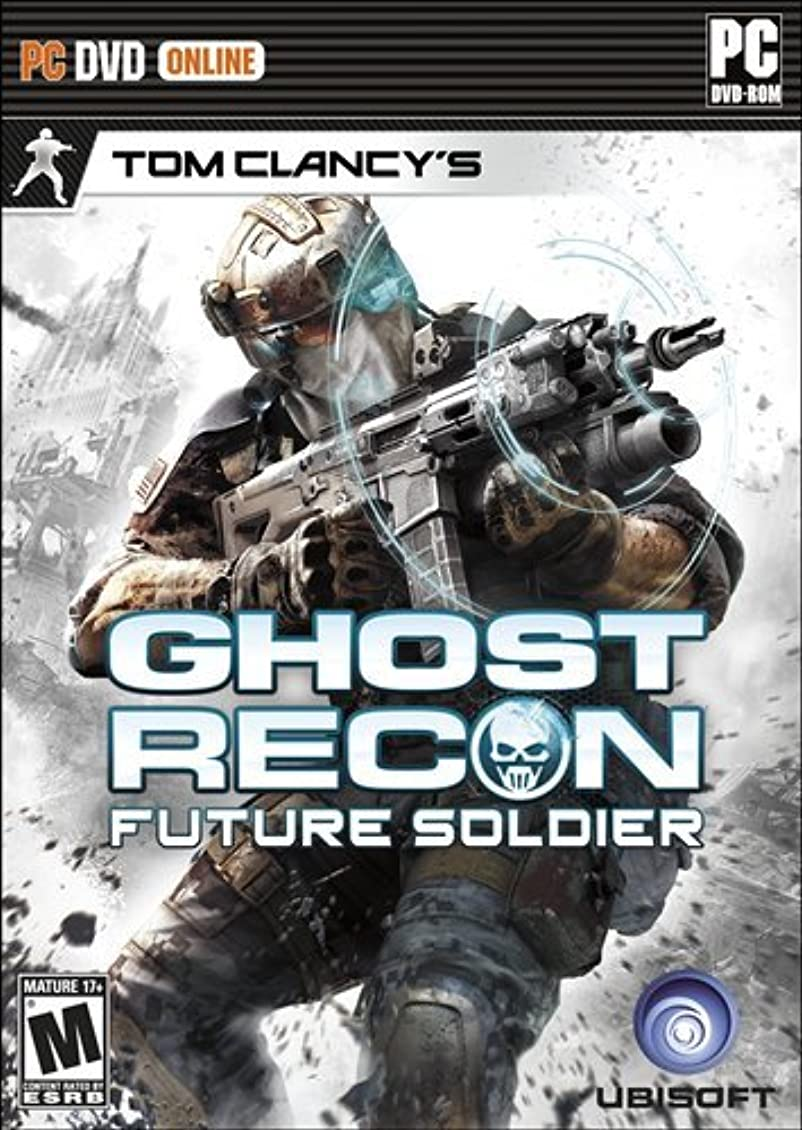 毒性悪化させる文芸Tom Clancy's Ghost Recon Future Soldier (輸入版: 北米)