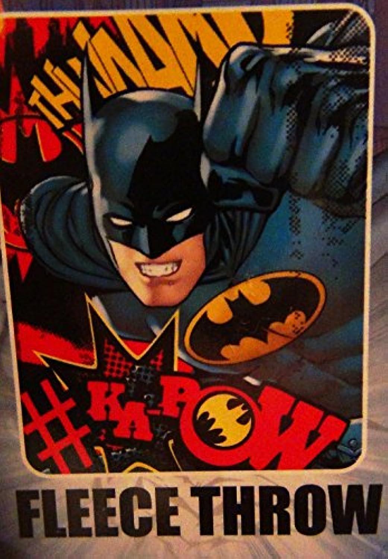Batman Kids 40 x 50 Soft Fleece Throw Blanket by Northwest