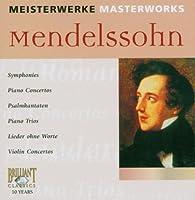 Mendelssohn - Masterworks
