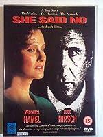 She Said No [DVD]