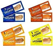 プロフィット ささみ PROFIT SASAMI 丸善 味付け ささみ 8個 (4種×2) クリックポスト 真空パック ササミ プロテイン チキン 鶏 肉