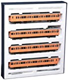 HOゲージ 55011 103系高運ATC4輌基本オレンジ