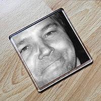 STEPHEN GRAHAM - オリジナルアートコースター #js002