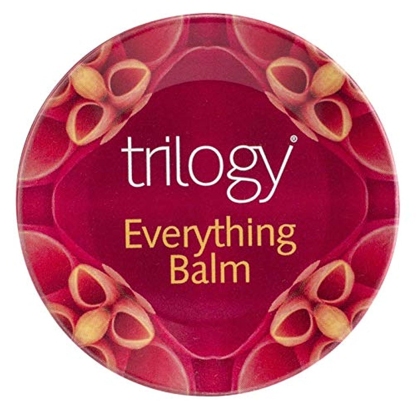 つぶやき消化匿名トリロジー(trilogy) エブリシング バーム 〈全身用バーム〉 (45mL)