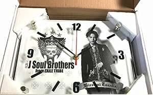 三代目 J Soul Brothers from EXILE TRIBE 登坂広臣 掛け時計