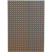 Paperblanks Paper Oh Quadro Grey on Orange OH9059-5