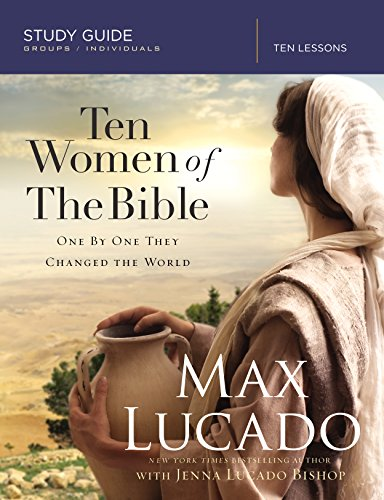 amazon co jp ten women of the bible one by one they changed the