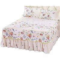豪華な丈夫なベッドカバー、多色ベッドカバー、#24をカバー