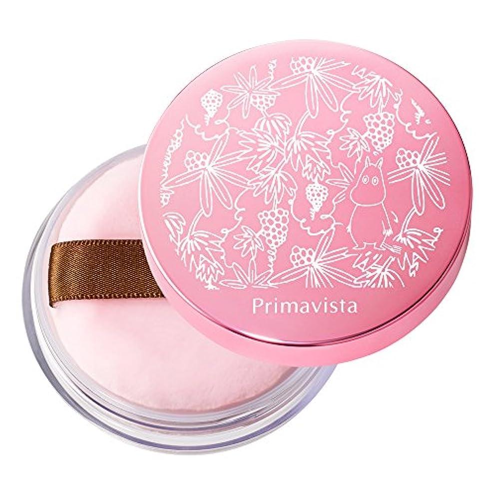 つぼみコイン同様にソフィーナ プリマヴィスタ 化粧もち実感 おしろい ミニサイズ 限定ムーミンデザイン 企画品