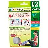 TRAN(R) 「トラン」 トレーニングチューブ 筋トレ・ストレッチに最適 エクササイズ用ゴムバンド (青色) パッケージ版