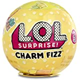 L。O。L SurpriseチャームFizzシリーズ3セットof 4?Mysteryボール新しい