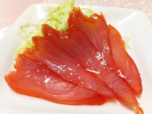 珍味 まぐろ生ハム 2kg×3 まぐろ 燻製 スモーク 生ハム ハム 鮪 おつまみ カルパッチョ サラダ 【水産フーズ】