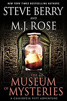 The Museum of Mysteries: A Cassiopeia Vitt Adventure by [Berry, Steve, Rose, M.J.]