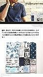 (アーケード) ARCADE メンズ 夏 天竺 総柄 ボタニカル 花柄 スター ボーダー 半袖 細身 タイト Tシャツ