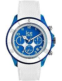 【アイスウォッチ】ICE WATCH 腕時計ICE dune BLACK アイスデューン クロノグラフ ブルー x ホワイト・ラージ/メンズ 014220【国内正規品】