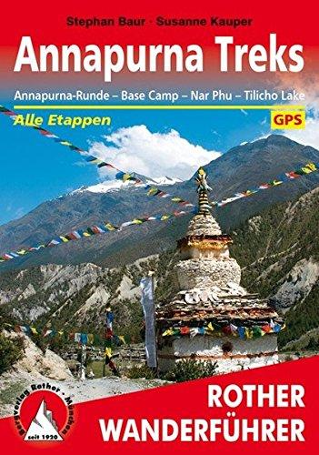 Annapurna Treks: Annapurna-Run...