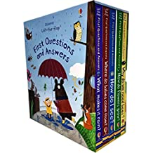 Usborne Lift-The-Flap First Questions And Answers