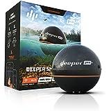 【日本正規代理店品・保証付】Deeper Pro+ ワイヤレススマートGPS魚群探知機(Wi-Fi + GPS) Wireless Fishfinder FRI-BT-000004