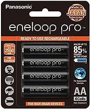 Panasonic AA Eneloop Pro HC NiMH Battery 4 Pack