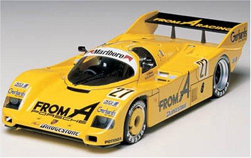 1/24 スポーツカーシリーズ フロム・エー・ポルシェ962C