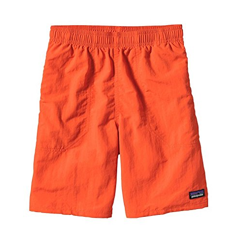 PATAGONIA(パタゴニア)Boys' Baggies Shorts(110-160) サーフショーツ 水着 XS:112-118cm,CMPO ORANGE