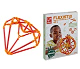 Best HAPE誕生日おもちゃ - Hape flexistix Stem建物クリエイティブConstructionキット、featuring 66マルチカラー竹Pieces Review