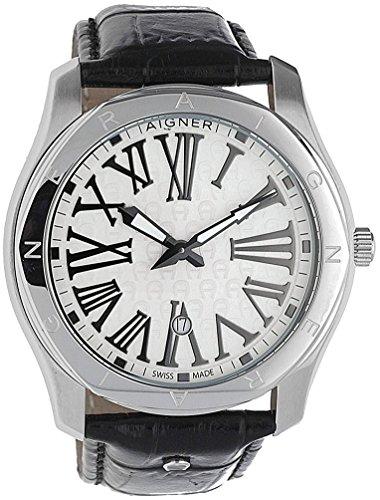 アイグナー 腕時計 ドイツブランド スイスムーブメント 41mm 3ATM A42111A [並行輸入品]