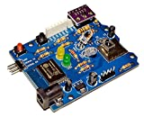 ESP-IR+TPH Monitor (完成品) - ESP-WROOM-02搭載 WiFi + 赤外線 + 温湿度気圧センサ プログラマブル ホームIoT基板