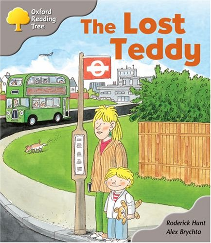 Oxford Reading Tree: Stage 1: Kipper Storybooks: the Lost Teddyの詳細を見る