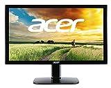 Acer 23.6型 液晶ディスプレイ モニター KA240HQAbid (TN/非光沢/1920x1080/300cd/100000000:1/5ms/ブラック/ミニD-Sub15ピン・DVI-D24ピン・HDMI)