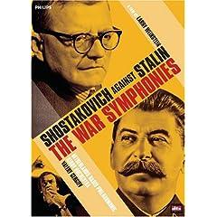 ショスタコーヴィチのドキュメント『ショスタコーヴィチ against スターリン 戦争交響曲集』の商品写真