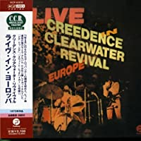 Live in Europe by Ccr (2006-06-16)