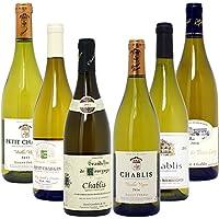 シャブリ101蔵特選 白ワイン6本セット((W0C606SE))(750mlx6本ワインセット)
