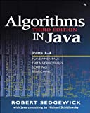Algorithms in Java, Parts 1-4 (English Edition)