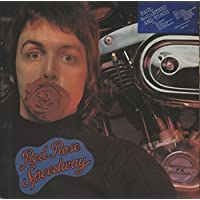 Red Rose Speedway - Original Gatefold/Stapled Booklet