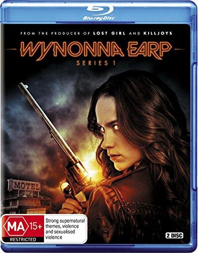 Wynonna Earp: Series 1 [Region B] [Blu-ray]