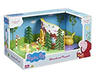 Peppa Pig Once Upon A Time Woodland Playset (Dispatched From UK)