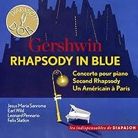 ラプソディ・イン・ブルー(ヘスス・マリア・サンロマ、フィードラー指揮)、パリのアメリカ人(フェリックス・スラトキン指揮)、他