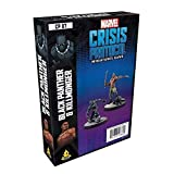 Atomic Mass Marvel Crisis Protocol: Black Panther and Killmonger