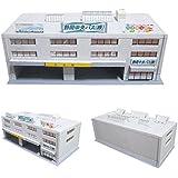 ■ ジオワールド (1/150) Nゲージサイズ建物 バス会社A JIOWORLD 完成品ストラクチャー (106)