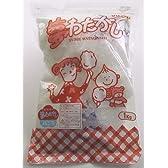 わた菓子用ザラメ 夢わたがし バニラ [1kg×20袋入]