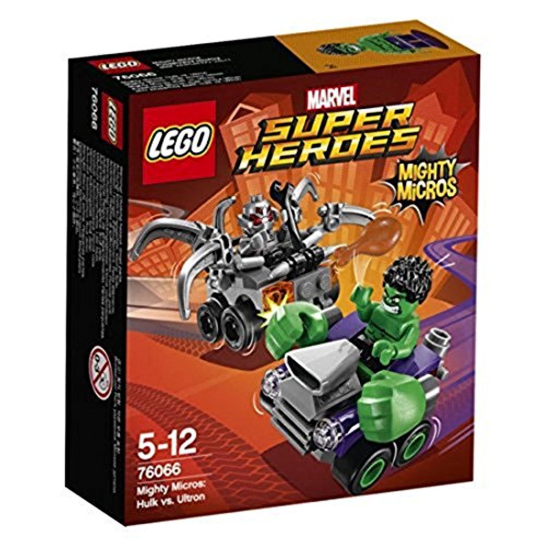 レゴ (LEGO) スーパー?ヒーローズ マイティマイクロ:ハルク VS ウルトロン 76066